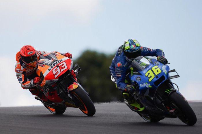 Link live streaming MotoGP Portugal 2021, catat balapan mulai jam segini.