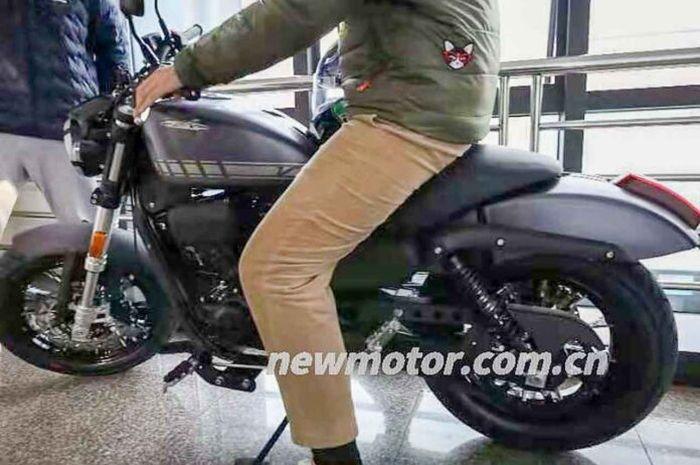 Ssst, bocor foto motor baru Harley-Davidson 300 cc, siap rilis nih!