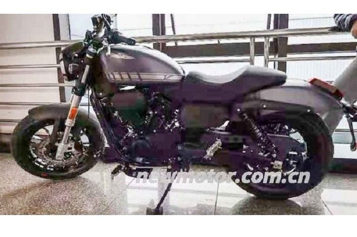 Penampakan motor baru Harley-Davidson 300 cc makin jelas, mau dirilis sebentar lagi?