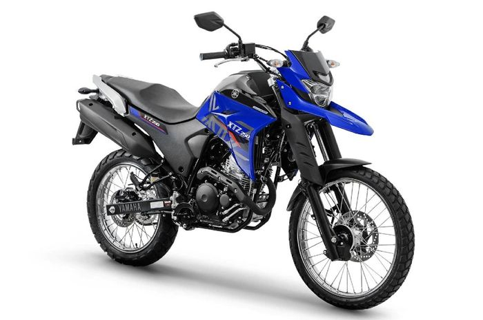 Ilustrasi. Calon motor adventure 150 cc baru Yamaha, bakal begini speknya?