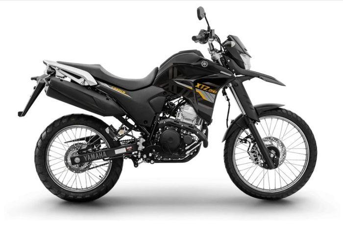 Ilustrasi. Yamaha bikin motor adventure baru, pakai mesin 150 cc, masuk ke Indonesia?