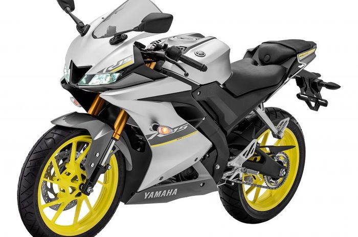 Wuih, motor sport Yamaha R15 V3 punya warna baru di Malaysia, harga segini.