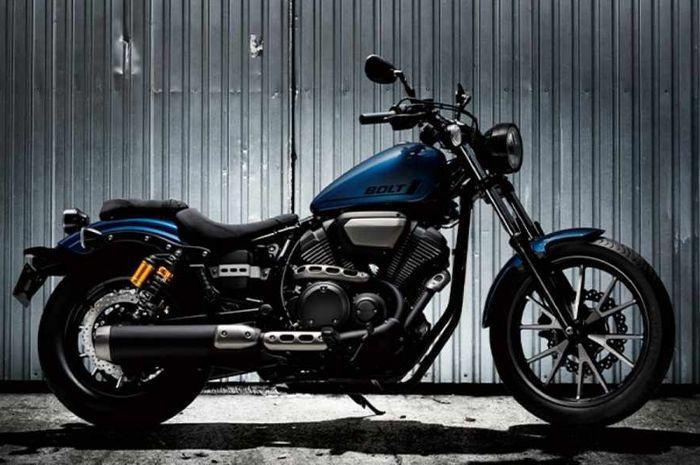 Motor baru Yamaha 2021 pesaing Harley-Davidson, segini harganya.