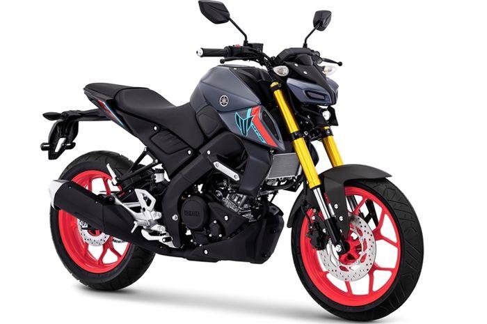 Yamaha MT-15 2021 punya warna baru di Indonesia