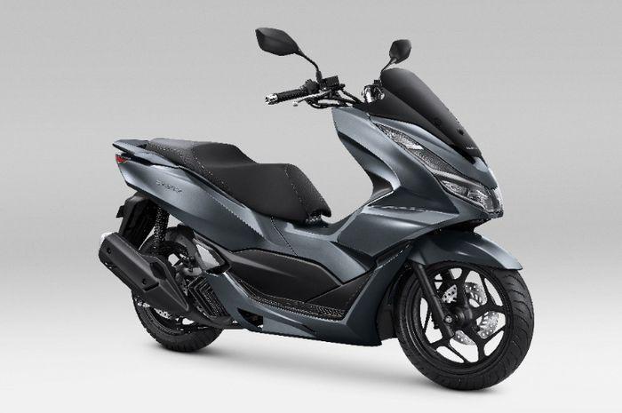 Honda PCX 160, matik besar yang berhasil menyabet gelar Bike of The Year 2021.