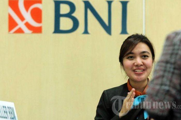 Foto ilustrasi Bank BNI kasih pinjaman tanpa agunan atau KTA