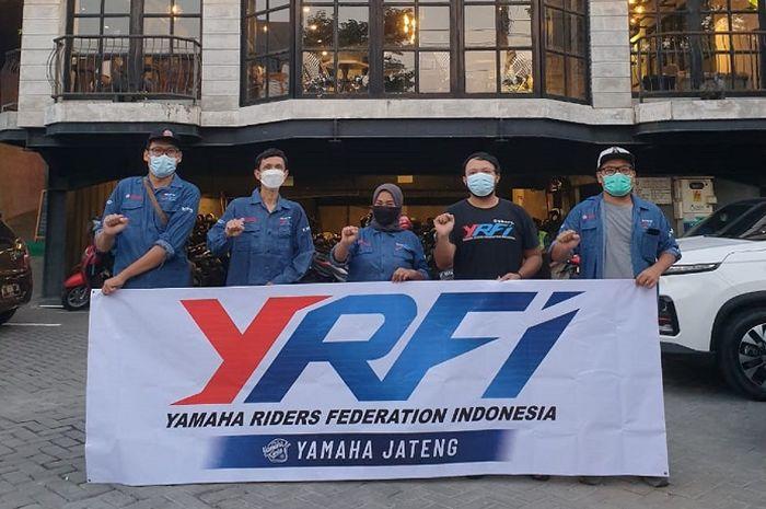 Tetap jaga silaturahmi, YRFI Jateng lakukan hal ini saat buka puasa bersama.
