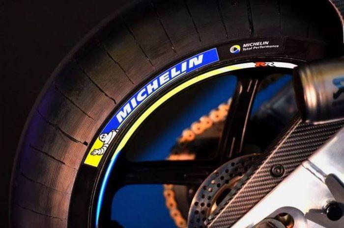 Keren, Michelin akan mendaur ulang botol plastik menjadi ban motor.