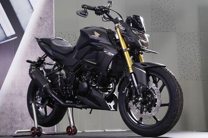 Honda CB150R 2021 street fighter kaki-kaki CBR250RR