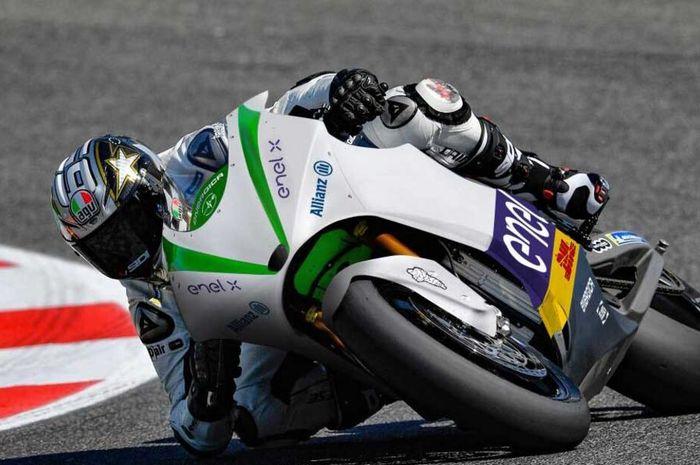Keren, Michelin bakal mendaur ulang ban bekas motor listrik balap MotoE!