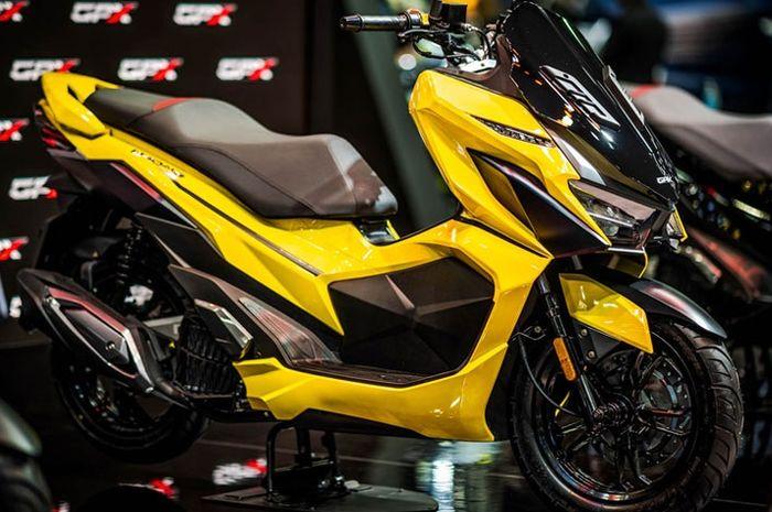 Motor Thailand penantang Yamaha XMAX