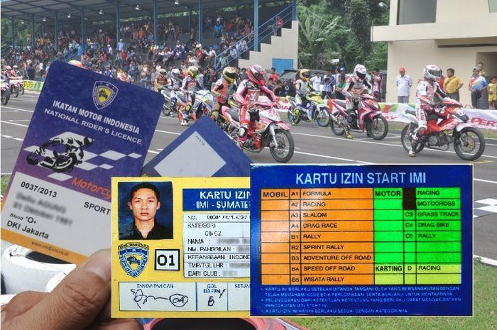 Permohonan pembuatan Kartu Izin Start (KIS) rencananya akan gratis dibawah pengurusan Eddy Saputra Eddy Saputra selaku Plt Waketum PP Olah Raga Motor dan Direktur Grasstrack dan Motocross