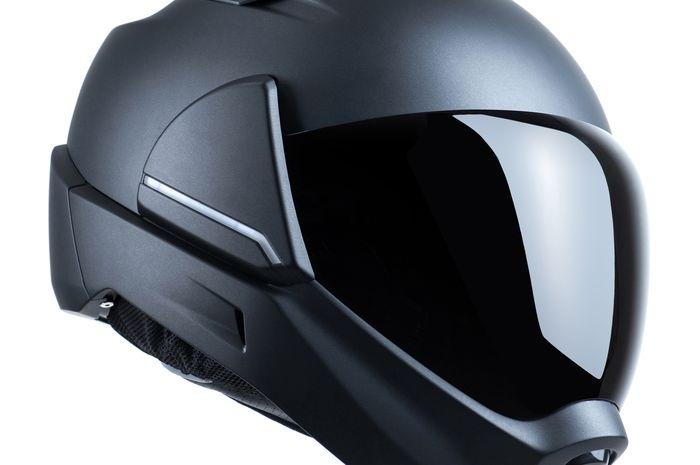 CrossHelmet X1 Dibekali Kemampuan FOV 360 Derajat