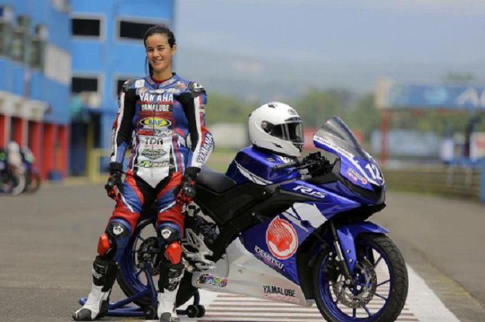 Pembalap Wanita Sabrina Sameh