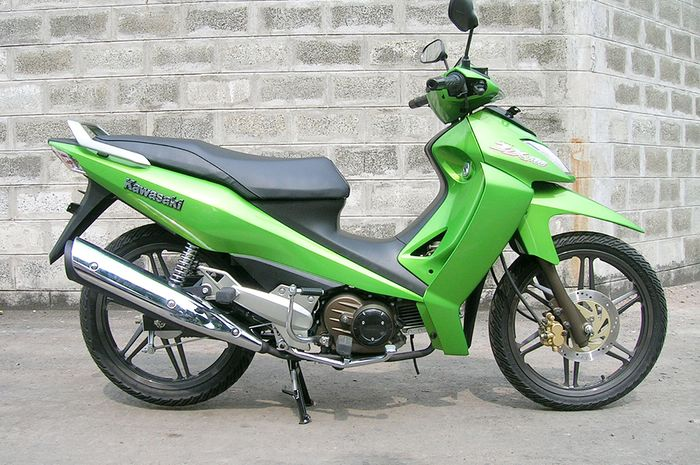 Sejarah Kawasaki Kaze. Kawasaki Kaze R (1996)