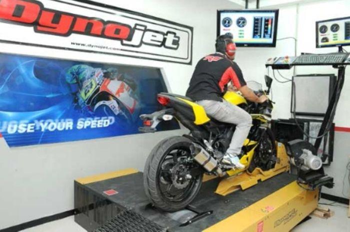 Alat Dyno Test Motor