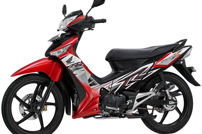Honda Supra X 125 jadi salah satu motor bebek di Indonesia.