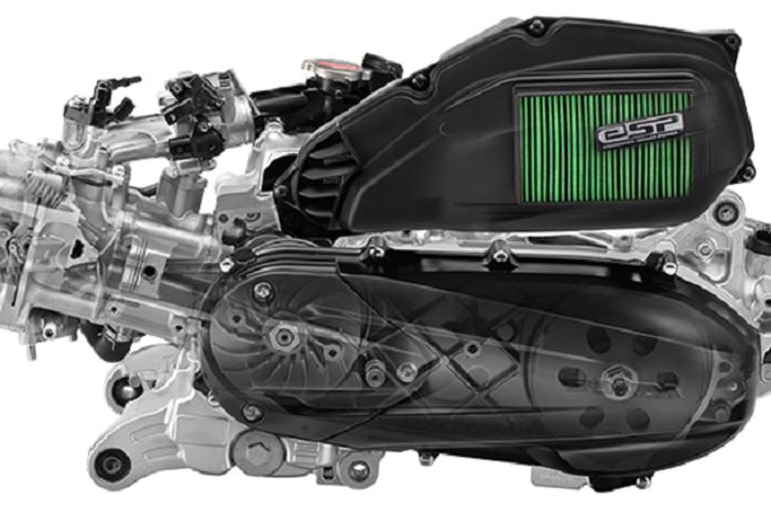 Mesin Honda BeAT generasi ketiga
