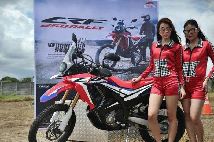 Honda CRF250L Rally