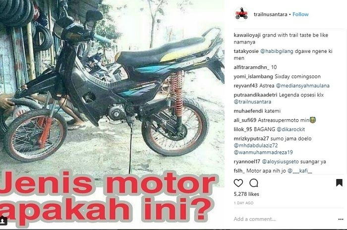 Modifikasi Motor  Modifikasi Kelistrikan Motor Honda Grand