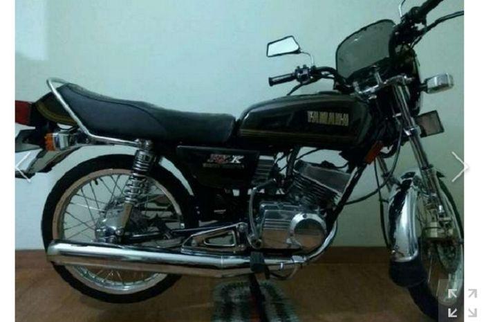 Yamaha RX-K 1982 dibanderol Rp 35 juta.