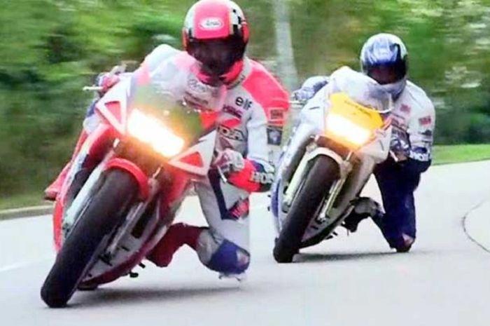 Full Throttle adalah film asia legendaris tentang motor
