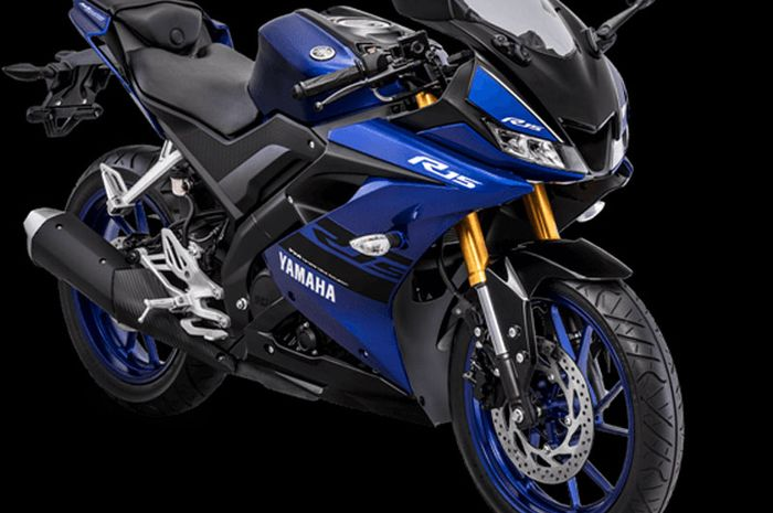 Yamaha R15 2018 - Racing Blue