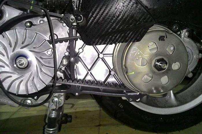 CVT Motor matik berdecit? Ini penyebabnya