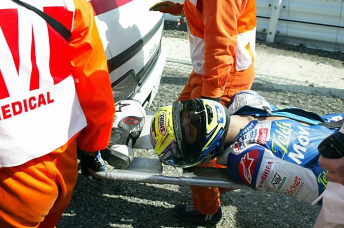 Penanganan yang salah disinyalir memperburuk cedera Kato