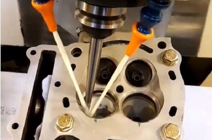 Mesin CNC Porting