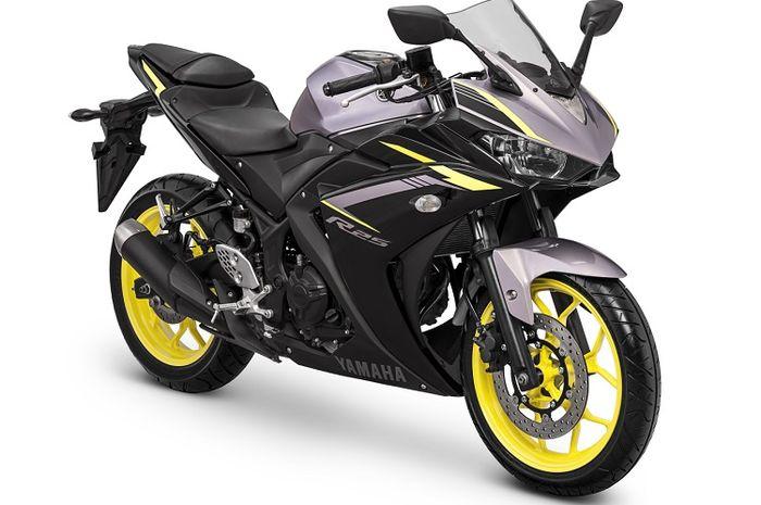Ilustrasi Yamaha YZF-R25