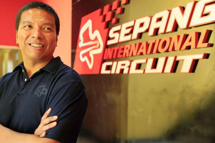 CEO Sirkuit Sepang, Dato' Razlan Razali
