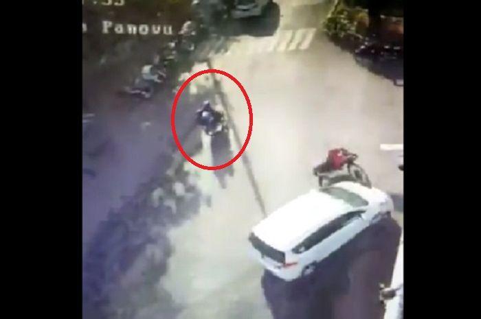 Pelaku bom bunuh diri di Surabaya