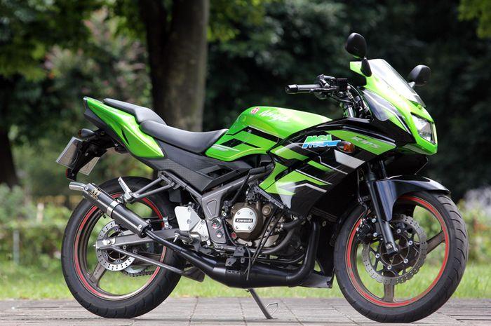 Ilustrasi Ninja 150 RR