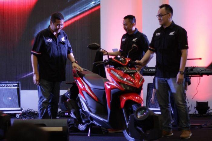 Launching Regional Honda Vario 125 & 150 PT Wahana Makmur Sejati
