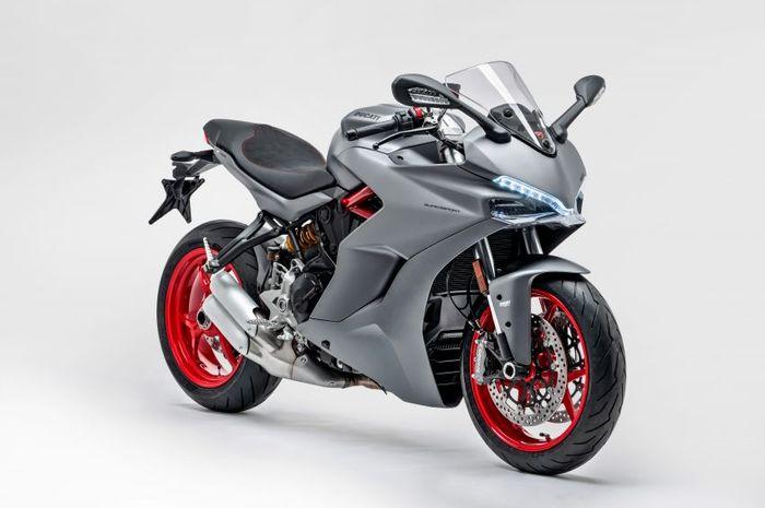 Ducati Supersport Titanium Grey