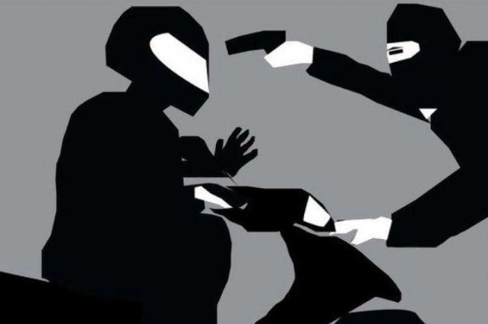 Ilustrasi, Perampok Bermotor Bersenjata Senapan Berhasil Gasak Uang Rp 561 Juta