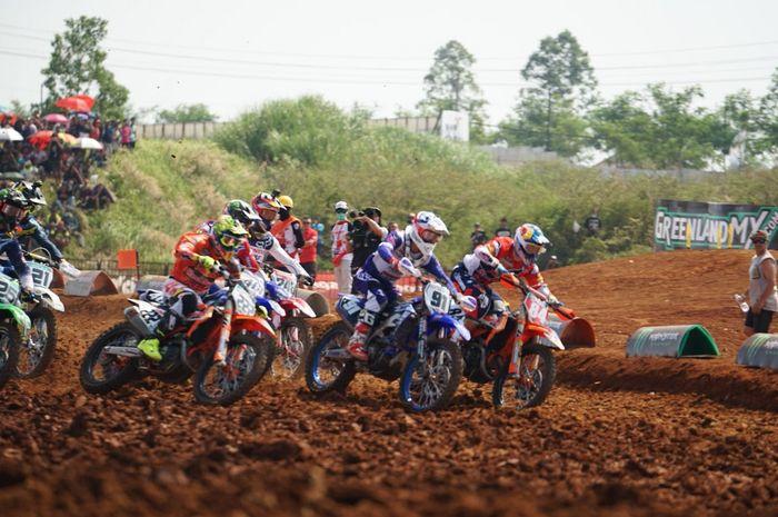 Race 1 MXGP Asia, Semarang, 2018