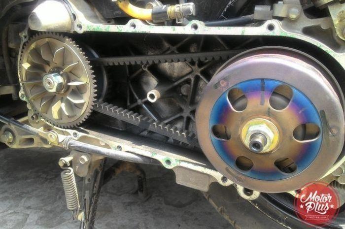 CVT motor matik