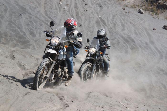 Test Ride Royal Enfield Himalayan