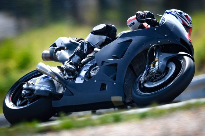 RC213V dites di tes MotoGP di Brno