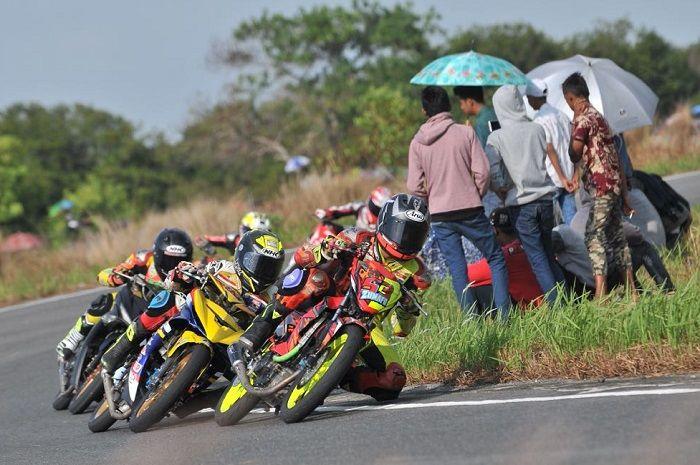 Motoprix Kalimantan putaran 4