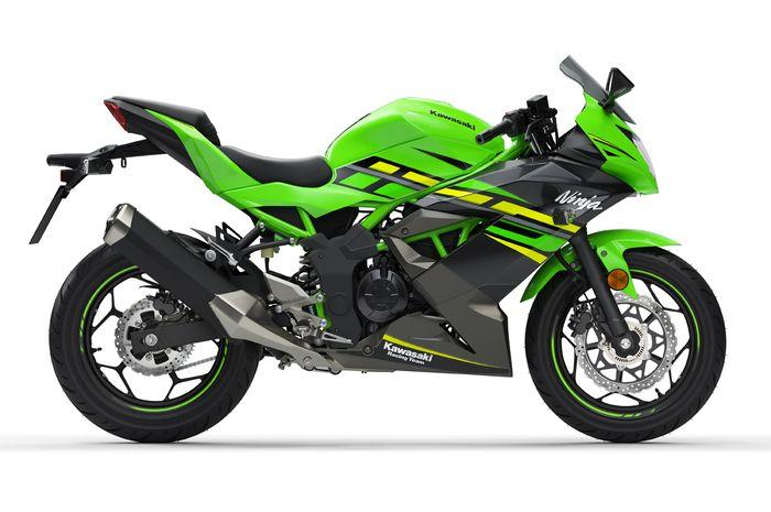 Kawasaki Ninja 125 2018