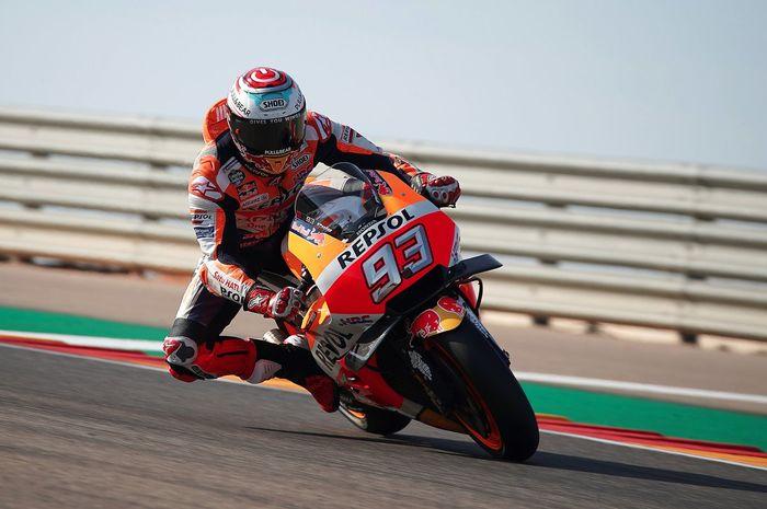 Marc Marquez masih kokoh di puncak klasemen MotoGP 2018