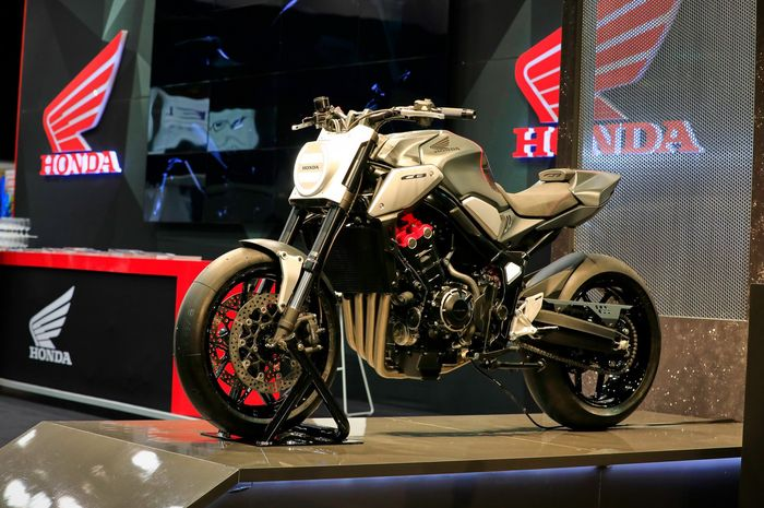 Honda All-New Neo Sport Cafe Racer