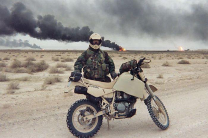 Kawasaki / HDT M1030M1 di Irak
