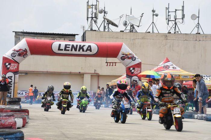 Lenka MiniGP Championship