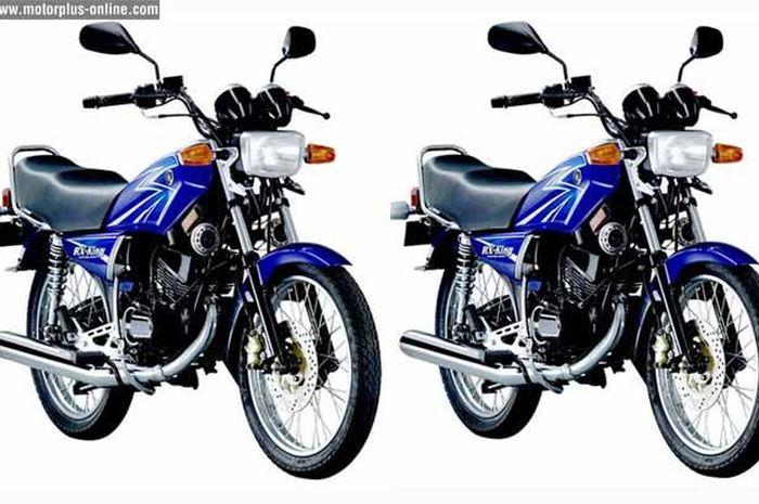 Yamaha RX-King Jadi Motor Legenda di Indonesia, Karena Diproduksi Khusus Untuk Pasar Nasional